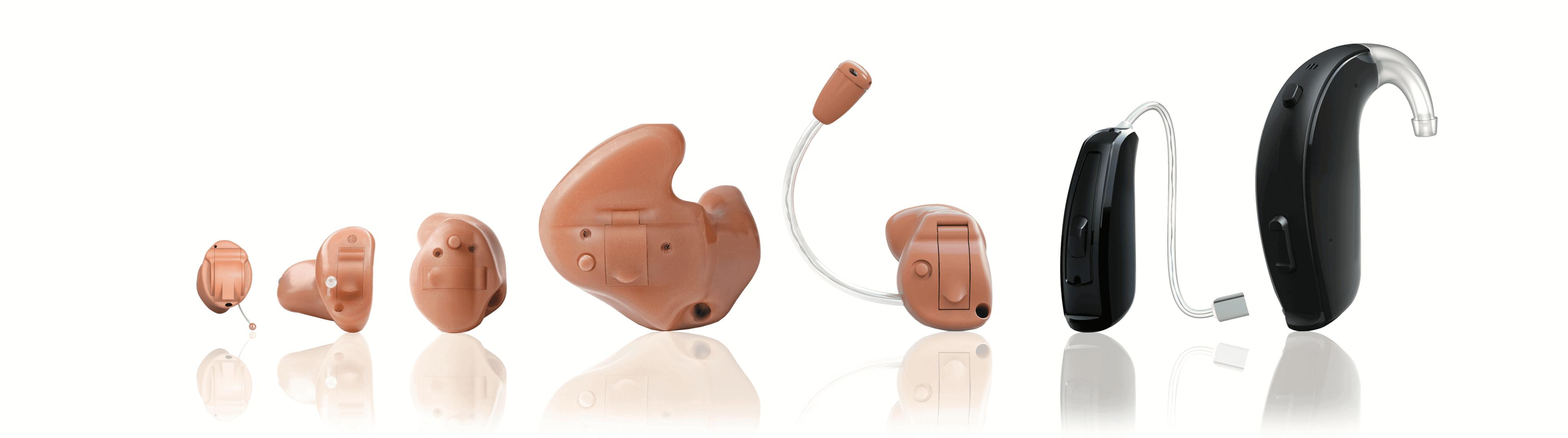 hearing-aid-styles best بهترین مارک و مدل سمعک